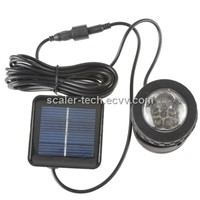 Solar 6LED Spotlight