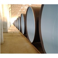 Sprial Sub-mergerd Arc  welded pipe