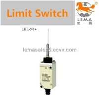 Spring wire limit switch