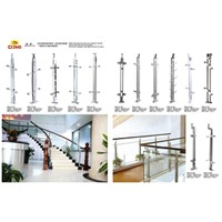 Stainless Steel Guard Railings