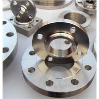 Stainless steel butt weld flange |