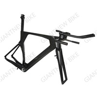 TRIATHLON Aero TT carbon frame