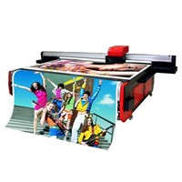 The High Quality Customized Large Format Flated Printer Made in China