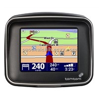 Tomtom Rider 3.5-Inch Bluetooth Portable Gps Navigator