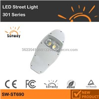 USA Bridgelux chip led street lights 60w&led solar street light compact&60w led street light