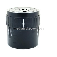 Universal World Travel Adaptor with 2 USB 2100mA