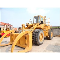 Used CAT 966E Wheel Loader in Good Condition