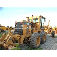 Used Caterpillar Motor Grader 140H / High Quality / Work Immediately