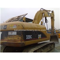 Used Excavator CAT 320C in Good Condition
