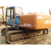 Used Excavator Hitachi EX200-3