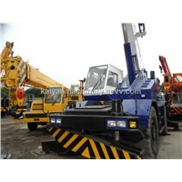 Used Rough Terrain Crane,Tadano TR250M,Tadano 25T, Ready for work!
