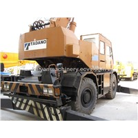 Used Tadano Rough Crane 30t/ Tadano TR300M-5 Ready for Work