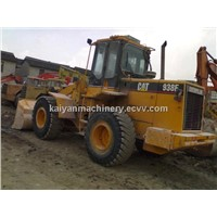 Used Wheel Loader CAT 938F in Good Condition