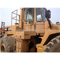 Used Wheel Loader CAT 966F-1 Original Japan