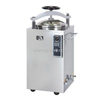 Vertical Pressure Steam Sterilizer Autoclave