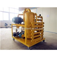 Vacuum Dry Electric Transformers Oil Purifier Machine ZYD