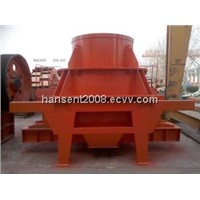 Vertical shaft impact (VSI) crusher