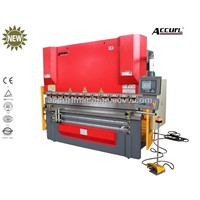 WC67K-200x3200 Hydraulic Press Brake Electro-Hydraulic Synchronous Press Brake Machine