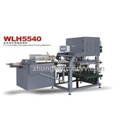 WLH5540 full automatic corrugated box making machine