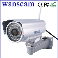 Wifi Day Nigt Vision Megapixel Real-time IP Camera Monitoring System
