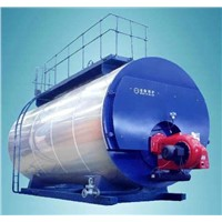 Wns Series Gas&Oil Fired Steam Boiler