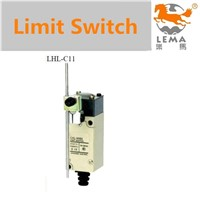 Wobble stick type safety limit switch