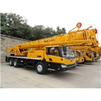XCMG Truck Crane 25ton, Lifting Machine for Construction and Landscaping
