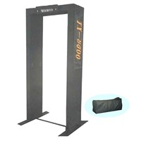 ZK800 Portable walk-through metal detector