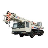 Zoomlion QY16HF431 16t Truck Mounted Mobile Crane