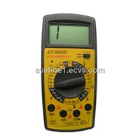 auto power off digital multimeter dt9205b