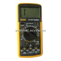 best digital multimeter with temperature and frequency test