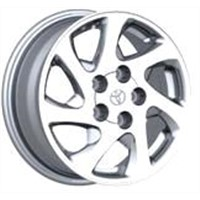 car alloy wheel rim for Toyota