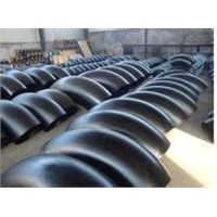 carbon steel elbow pipe fittings supplier