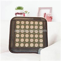 china heated jade cushion , massage jade cushion with heat