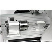 china wood working mini desktop cnc wood lathe