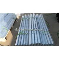 Construction Steel Angle Bar Post