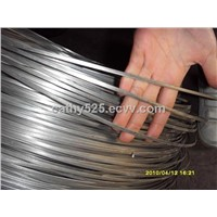 copper flat wire/Galvanized flat wire (Ruilong supplier)