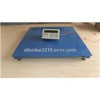digiweigh floor scales (10000lb)/electronic platform scale