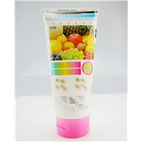 flexo printing picture printing plastic tube for cosmetics