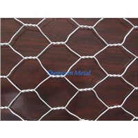 glavanized hexagonal wire mesh