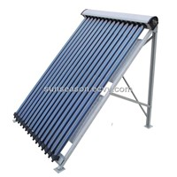 heat pipe vacuum tube solar collector