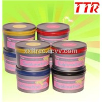 heat transfer ink for litho machine