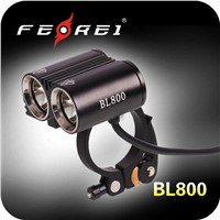 high-end top quality LED montain bike light Ferei BL800