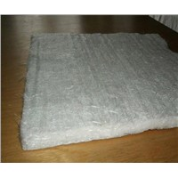 high quality reinforced fiberglass needle mat; glass fiber needle mat