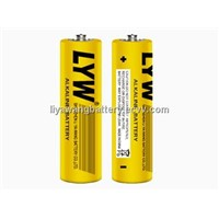 industrial matching super Dry Cell Batteries, AA Size with 1.5V Nominal Voltage, Consumer Battery