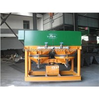 jig machine,sawtooth wave jigging equipment,gravity jigger machinery,tin machine, barite equipment