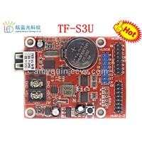 led PCB board controller/led display moving signs controller TF-S3U