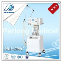 medical auto CPAP system |Price of neonatal ventilator system NLF-200C CPAP