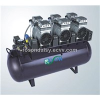 oil-free air compressor,silent air compressor,oilless air compressor,portable air compressor