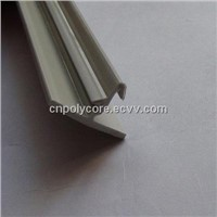Plastic Extrusion for Commercial Freezer